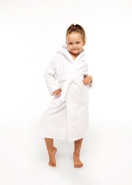 466c736a5e97 Детские халаты для девочек. Купить детский халат (махровый, банный ...